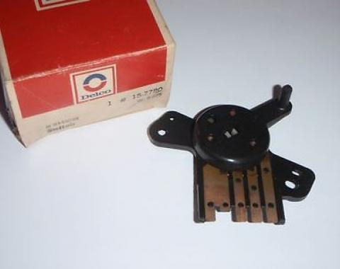 Corvette Air Conditioning/Heater Control Compressor Switch, Bottom of Control, 1977-1979