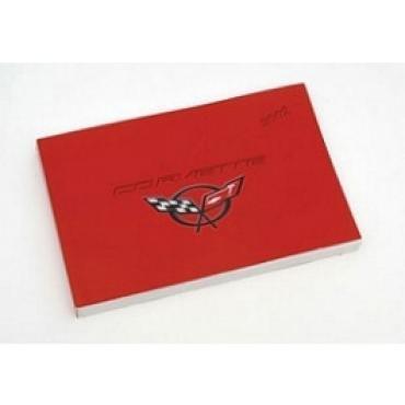 Corvette Owners Manual, 2002