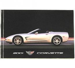 Corvette Owners Manual, 2001