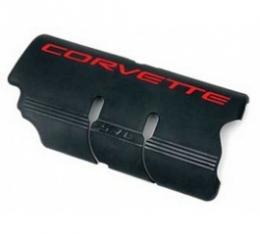 Corvette Fuel Rail Cover, Left, 1997-1998
