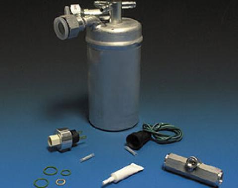 Corvette Air Conditioning VIR Eliminator Kit, 1973-1977