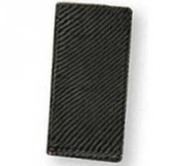 Corvette Fuse/Relay Box Cover, Carbon Fiber, 2000-2004