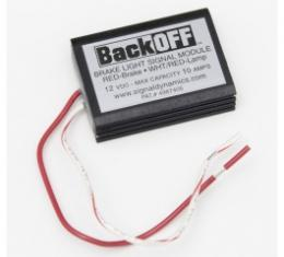 Back Off Third Brake Light Flasher Module