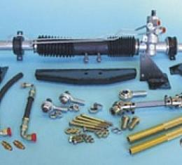 Corvette Steeroids Rack & Pinion Conversion Kit, Small Block/Big Block with Manual Steering, 1967-1979