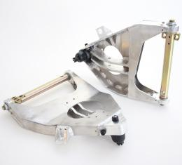 SpeedDirect 1963-1982 Corvette Lower Control Arms, Aluminum, with High Performance Ball Joint