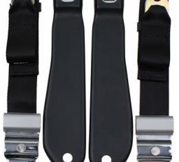 Seatbelt Solutions 1969-1971 Chevrolet Corvette OE Style Premium Non Retractable Lap Belts
