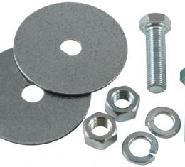SeatBelt Solutions Non Retractable Lap Belt Hardware Kit