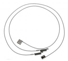 Kee Auto Top TDC1093 68-75 Convertible Top Cable - Direct Fit