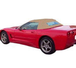 Kee Auto Top CD1183DF24TFDO Convertible Top - Light oak, Cloth, Direct Fit