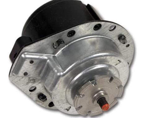 Corvette Radiator Cooling Fan Motor, 1990-2004