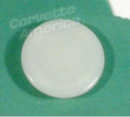 Corvette Glove Box Light Lens, 1990-1993