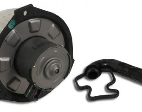 Corvette Blower Motor, with Fan without Dual Zone Air Conditioning (C60), 1997-2000