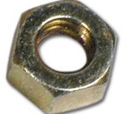 Corvette Wiper Arm Nut, 1997-2004