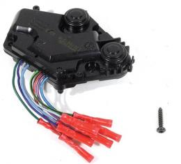 Corvette Outside Mirror Motor Kit, Remote/Heated with Memory Package, Right, 1997-2004