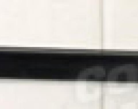 Corvette Weatherstrip, Door Outer Window Seal Coupe Right, 1997-2004