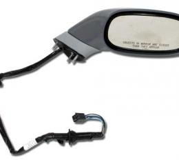 Corvette Outside Mirror, Remote Control/Heated without Memory Package, Right, 1997-2004