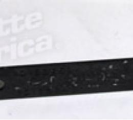 Corvette Impact Bar Stud Plate, 1991-1996