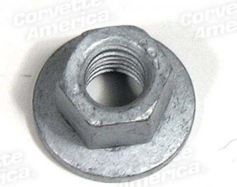 Corvette Tie Rod Nut, Outer, 2 Required, 1997-2004