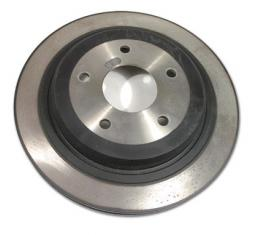 Corvette Brake Rotor, Rear Right, 1997-2004