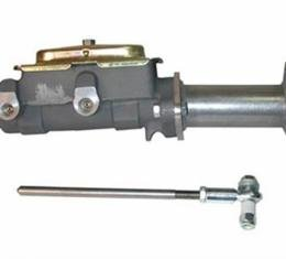 Corvette Dual Master Cylinder Conversion Kit, 1953-1962