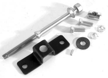 Corvette Spare Tire Lock Bolt Kit, 1975-1977