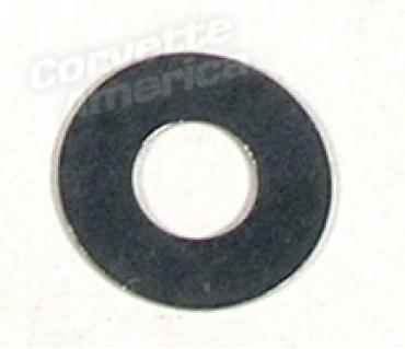 Corvette Convertible Front Bracket Washer, 1986-1988