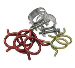 Corvette Hose Clamp Kit, 327, 1963-1968 Early
