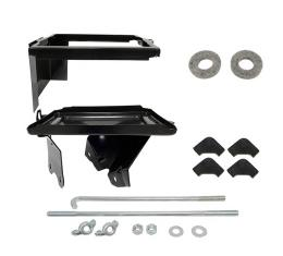 Corvette Battery Tray Kit, without Air Conditioning, 1963-1965