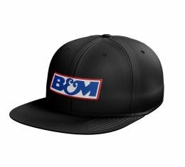 B&M B&M Snap-Back Hat 669987