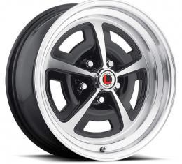 Legendary Wheels 16x8 MAG 500 ALUM GM RIM-BLK Wheel LW50-60857A