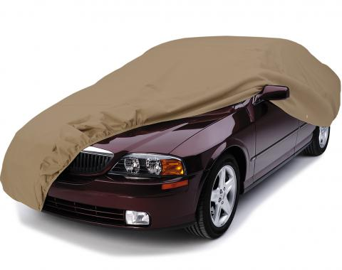 Covercraft Wolf Ready-Fit Car Cover, 380 Deluxe Taupe C78003WC