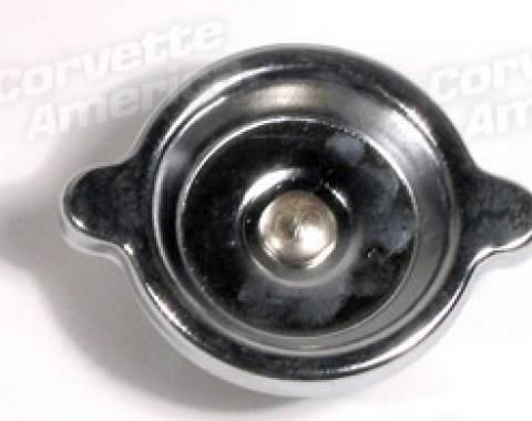 Corvette Oil Filler Cap, 350 Replacement, 1968-1982