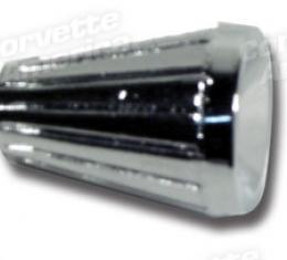 Corvette Heater Knob, Defrost/Air Conditioning (Screw on Type), 1963-1964