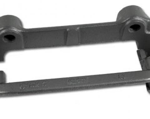 Corvette Caliper Mount Bracket, Left Front, 1988-1994