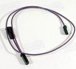 Corvette Choke Wire, Fuel Injection Cold Enrichment, 1964-1965