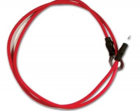 Corvette Power Top Main Feed Wire, 1956-1962