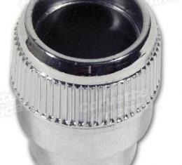 Corvette Heater Knob, Defrost/Air Conditioning (Screw on Type), 1966