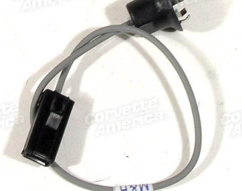 Corvette Harness, Shift Indicator Lamp Console, Auto, 1971-1975