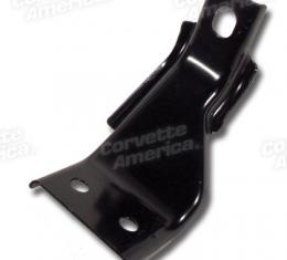 Corvette Fan Shroud Upper Bracket, Left, 1973-1976