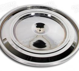 Corvette Air Cleaner Cover, Closed Type 350/454, 1970-1972