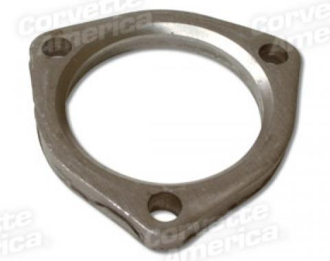 "Corvette Exhaust Pipe Flange, 2.5"" Flat Type, 1962-1974"