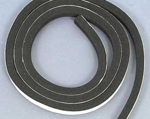 Corvette Battery Compartment Lid Seal, 1968-1982