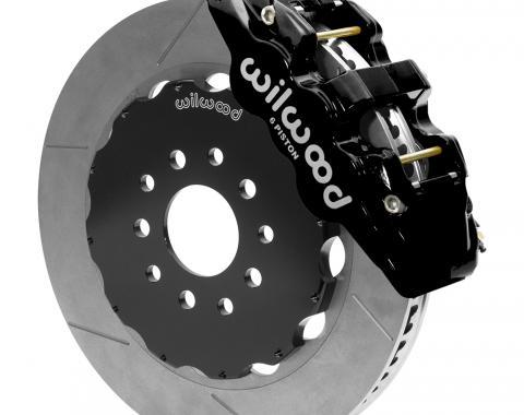 Wilwood Brakes AERO6 Big Brake Front Brake Kit 140-15705