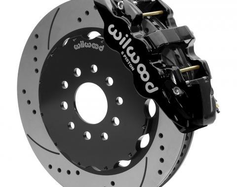 Wilwood Brakes AERO6 Big Brake Front Brake Kit 140-15705-D