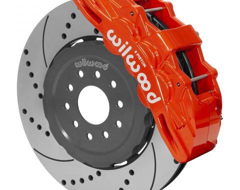 Wilwood Brakes SX6R Big Brake Dynamic Front Brake Kit 140-15311-DR