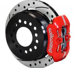 Wilwood Brakes Forged Dynapro Low-Profile Rear Parking Brake Kit 140-11827-DR