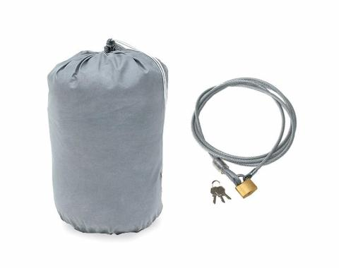 Car Cover Cable & Storage Bag Kit