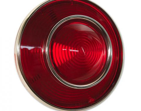 Trim Parts 74 Corvette Tail Light Lens Assembly, Each A5807
