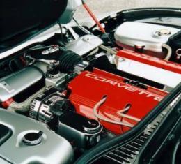 ACI Fiberglass 1997-2004 Chevrolet Corvette UnderHood Tank Reservoir Dress-Up Kit AHF070