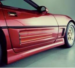 ACI Fiberglass 1984-1990 Chevrolet Corvette Door & Fender Package, Aerotech ADL100